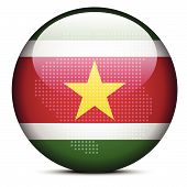 stock photo of suriname  - Vector Image  - JPG