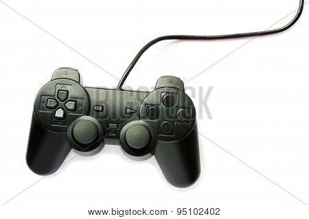 Black Game Controller