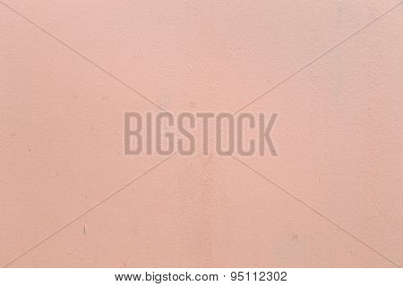 Pinkish concrete background