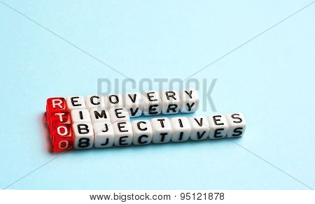 Rto Recovery Time Objectives