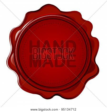 Hand Made Wax Seal