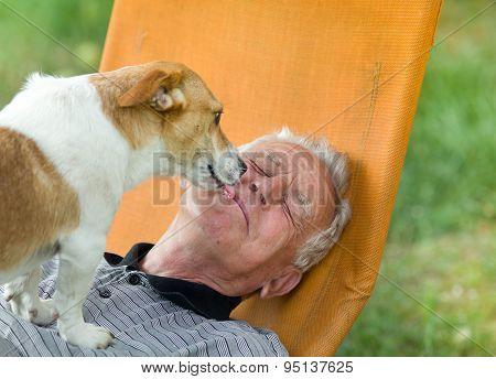 Dog Kiss