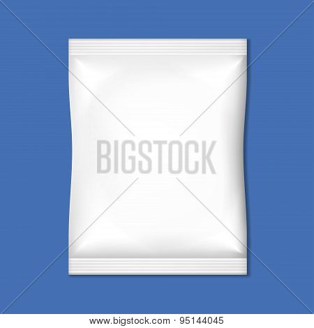 White Blank Packaging