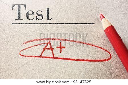 Red Circle Test