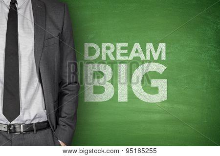 Dream Big On Blackboard