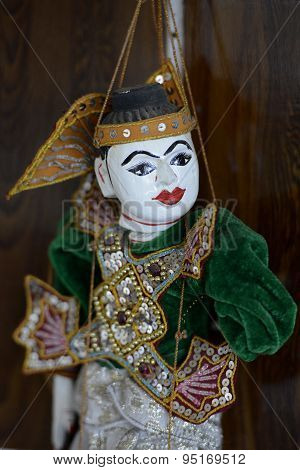 Asia Myanmar Puppet Show