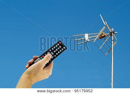 Activating A Digital Antenna Tv