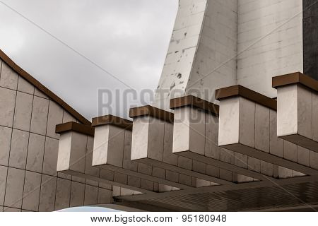 Grodno arcitecture detailes