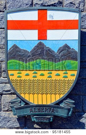 Coat of arms of Alberta