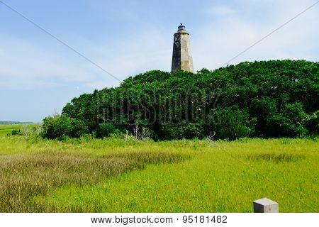 Old North Carolina light house