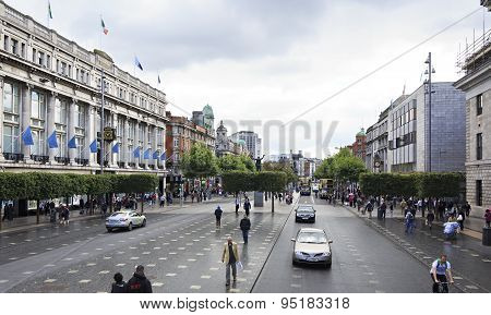O Connell Street