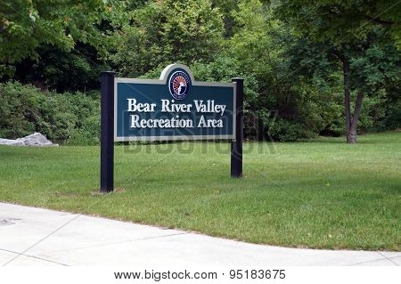 Bear River Valley Recreation Area