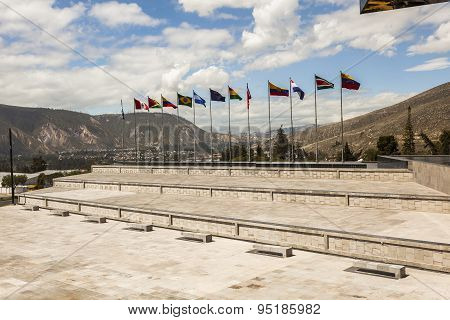 Building Unasur, Union Of South American Nations