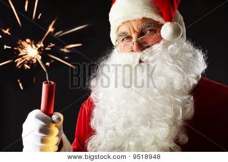 Treacherous Santa