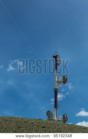 Telecommunications Tower Cellular