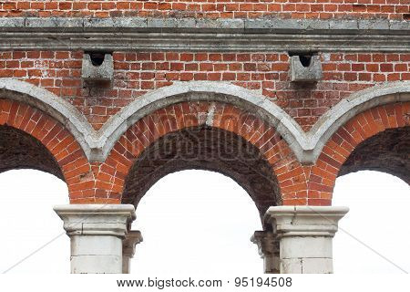 Rounded, Semi-circular, Vintage Arches