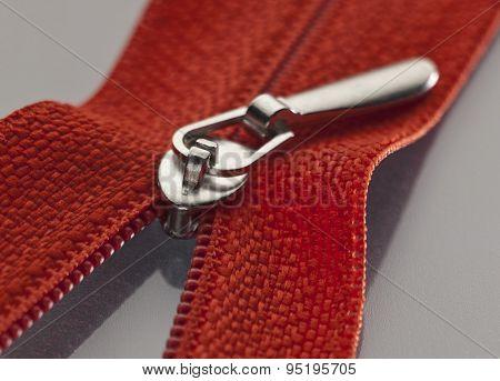 Red Zipper