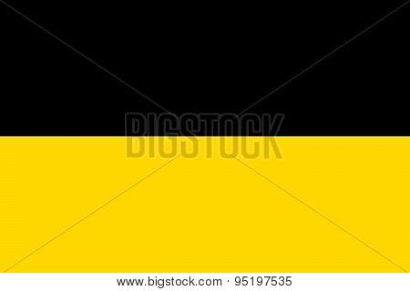 Baden-wuerttemberg Flag.