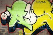 stock photo of graff  - youth culture expression - JPG