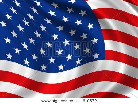 Flagge Vereinigten Staaten