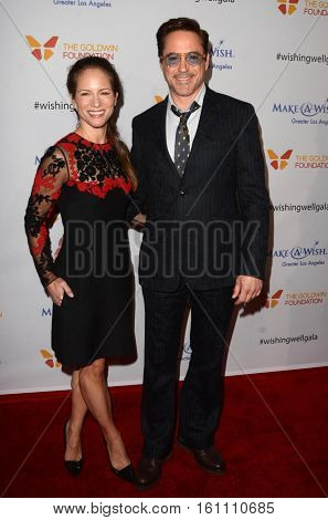LOS ANGELES - DEC 7:  Susan Downey, Robert Downey Jr at the  at the  at Hollywood Palladium on December 7, 2016 in Los Angeles, CA