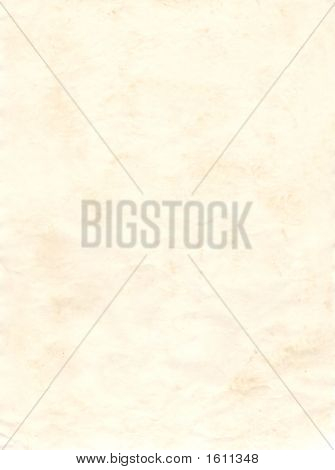Cream Scrapbook Paper Background