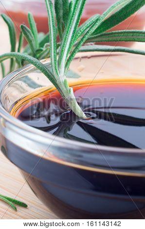 Kitchen Condiment Closeup