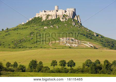 Spissky Castle, Slovakia