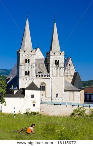 Cathedral of St. Martin, Chapter Spisska, Slovakia