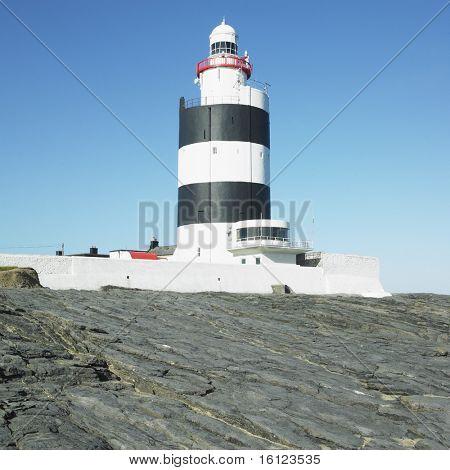 lighthouse, Hook Head, County Wexford, Ireland
