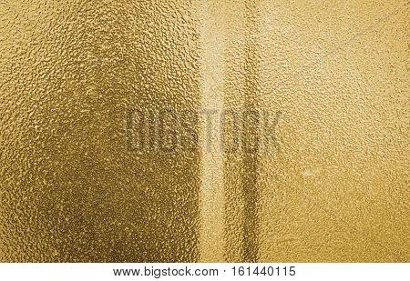 Metal, metal background, metal texture. Golden metal texture, gokden metal background. Abstract metal background.