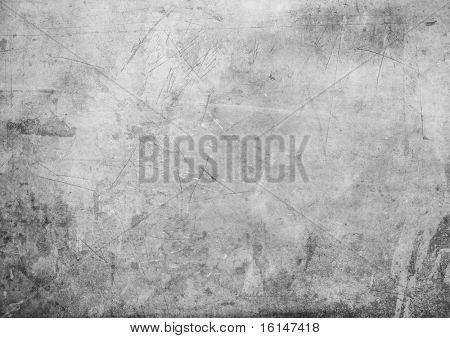 Grunge Background em escala de cinza
