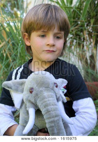 My Toy Elephant
