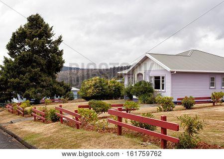Tarraleah Village Tasmania