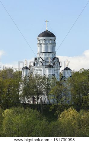 Church of the Beheading of John the Baptist in Dyakovo, Moscow, Russian Federation