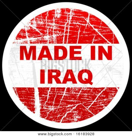 made in iraq