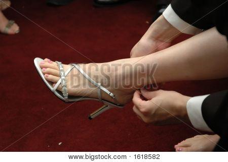 Tying Heels