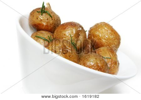 Salt Roasted Potatoes