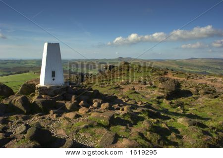 Trigg Point On The Roaches