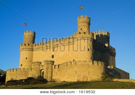Manzanares Schloss