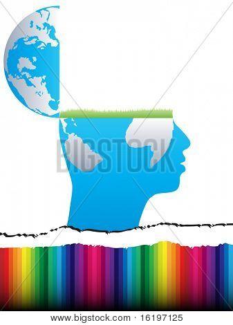 (raster image) open mind design
