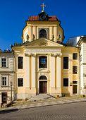 stock photo of banska  - Evangelical Church - JPG