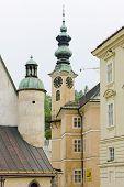 stock photo of banska  - Banska Stiavnica - JPG