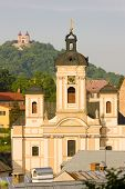 image of banska  - Church of St - JPG
