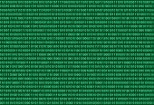 picture of binary code  - matrix texture  - JPG