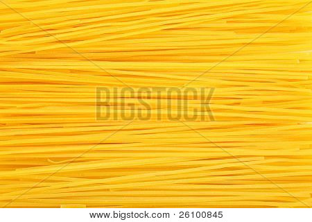 Close up of dried quinoa wheat free, gluten free pasta uncooked.