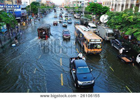 BANGKOK, THAILAND -2011 NOVEMBER 04