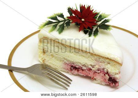 Layer Cake de Navidad