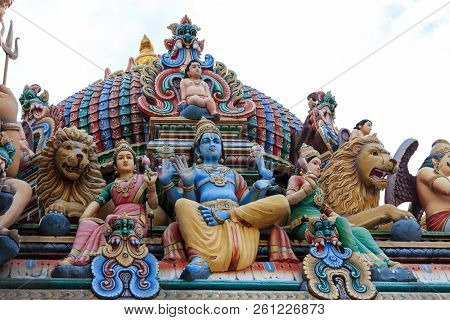 Sculpture Architecture And Symbols Of