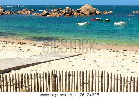 Praia da Bretanha